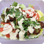 FF Salad - with dressing-new